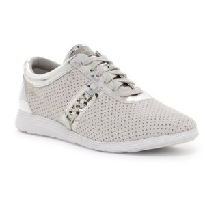Cole Haan Bria Grand Perforated Sneaker - Grey